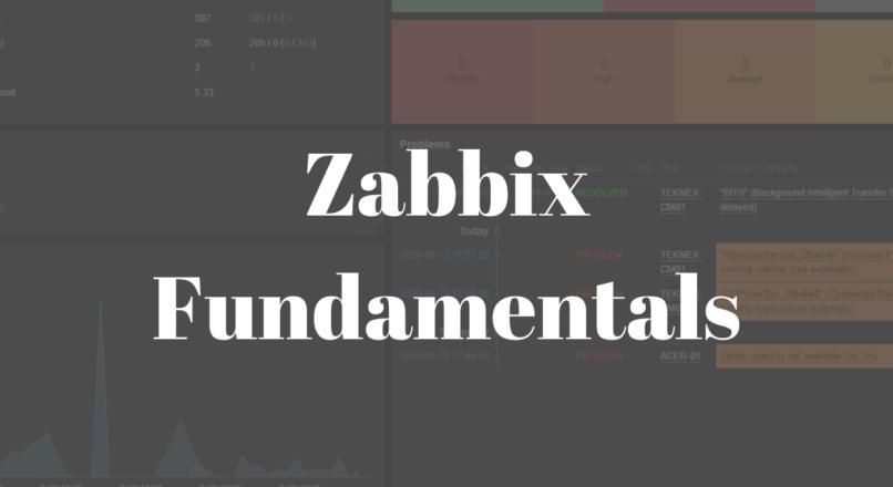 Zabbix – Fundamentals